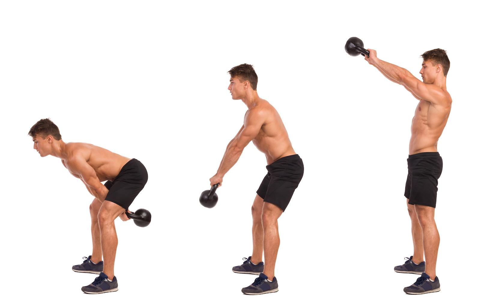Rugspieren versterken