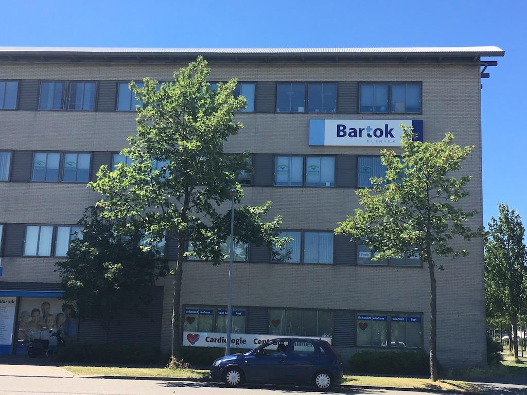 AVE kliniek, Bartok in Almere-Stad