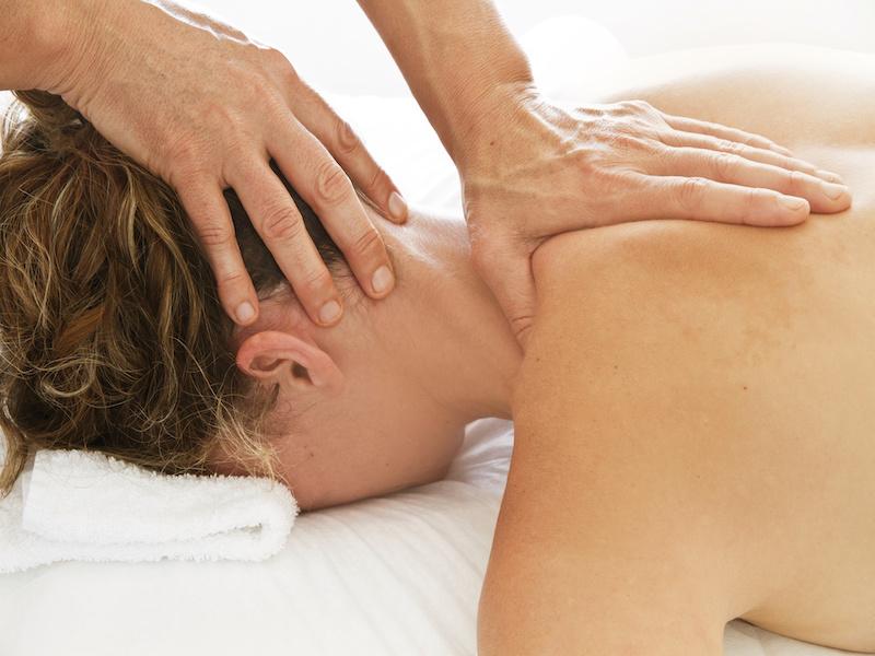 Manuele therapie bij hoofdpijn / nekpijn